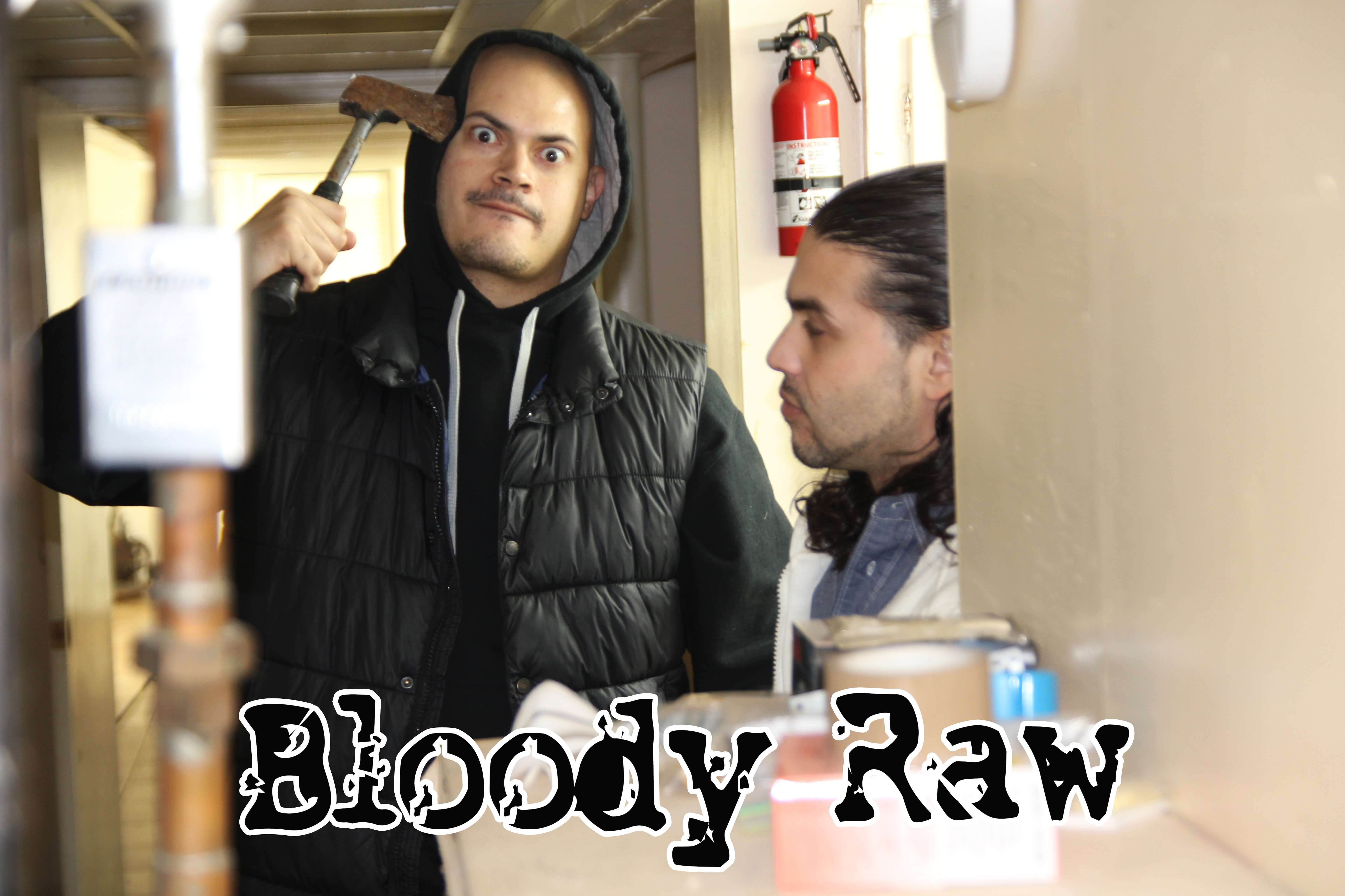 Bloody Raw