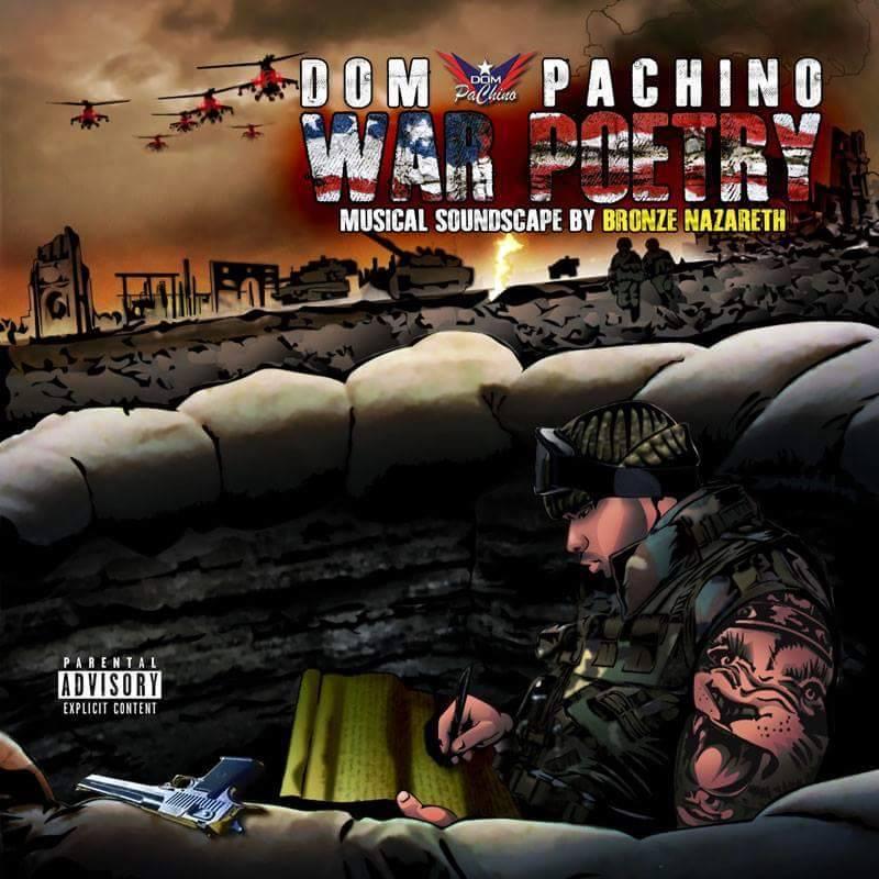 Dom Pachino aka PR Terrorist